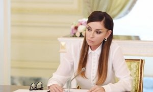 First VP Mehriban Aliyeva becomes honorary member of Union of Architects