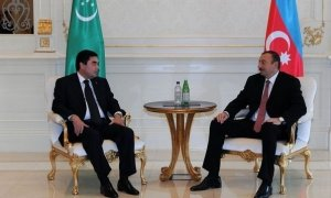 Turkmen President to discuss natural gas transportation in Baku