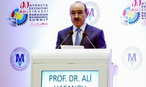 22nd Eurasian Economic Summit kicks off in Istanbul