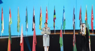 Mehriban Aliyeva: Baku 2017 – a bright new chapter in Azerbaijan's dynamic development