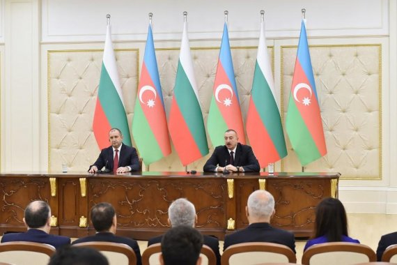 President Ilham Aliyev: Azerbaijani gas will play its role in resolving Bulgaria's energy security issues