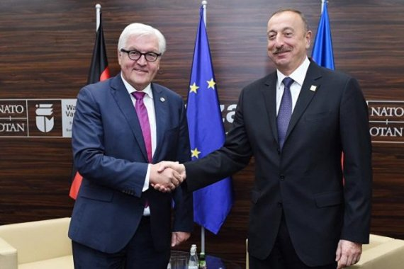 Steinmeier: Germany to remain reliable partner for Azerbaijan in future