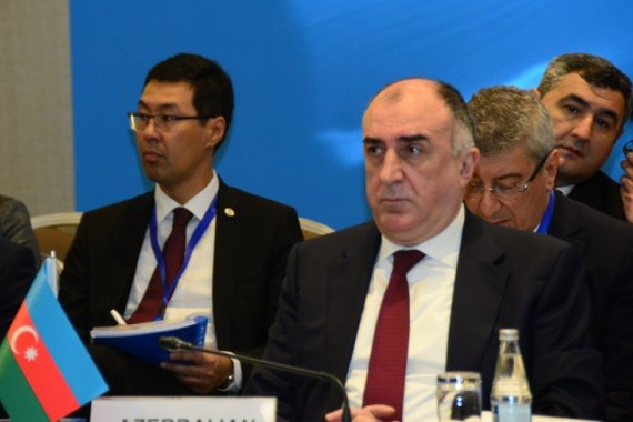 "Azerbaijani FM: ""Unequivocal support of Turkic Council for settlement of Nagorno Garabagh conflict is greatly appreciated"