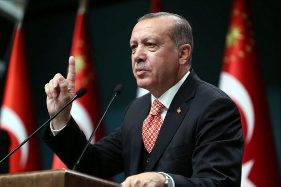"""Erdogan: """"Turkey has fought against problems in whole Islamic geography from Nagorno Karabakh to Syria"""""""