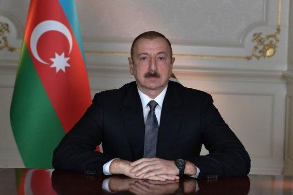Secretary-General of Iraqi Council of Representatives sends a letter to Azerbaijani President